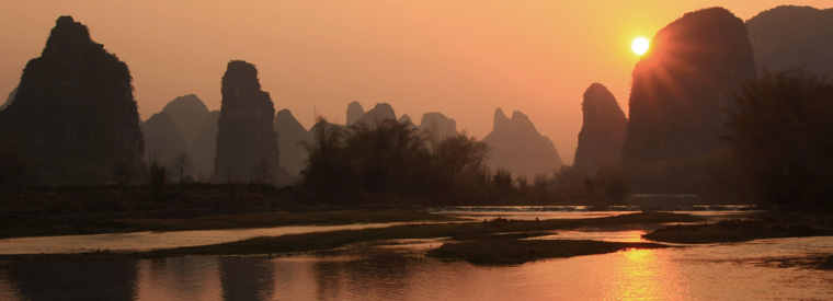 Top Guilin Air, Helicopter & Balloon Tours