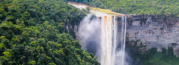 Top Guyana Walking & Biking Tours