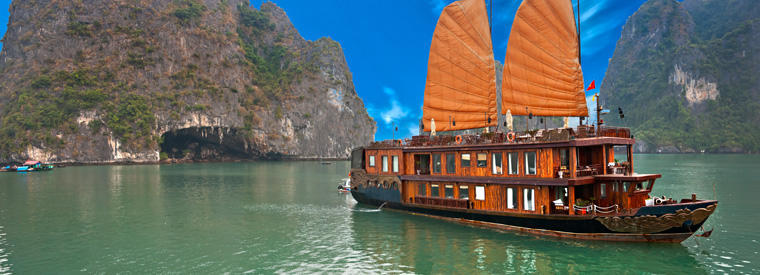 Halong Bay Cruises, Sailing & Water Tours