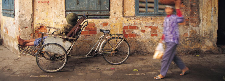 Hanoi Bike & Mountain Bike Tours