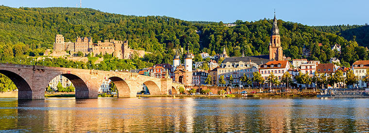 Top Heidelberg Honeymoon Packages
