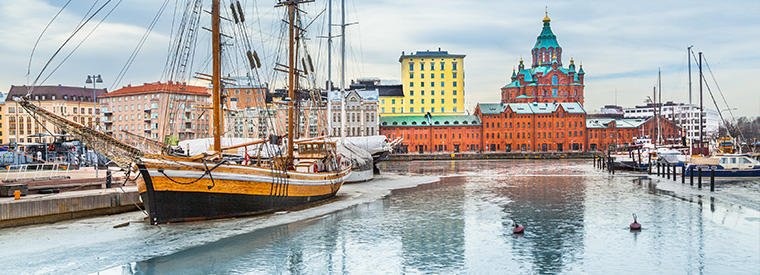 Helsinki Cruises, Sailing & Water Tours
