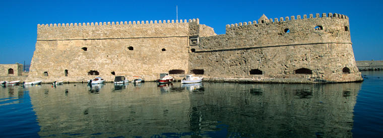 Heraklion Walking Tours
