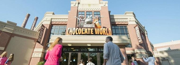 Hershey Tours, Tickets, Excursions & Things To Do