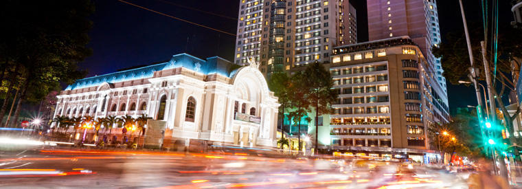 Ho Chi Minh City Night Cruises