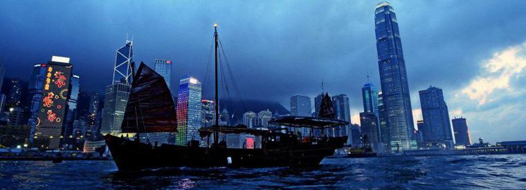 Hong Kong Night Cruises