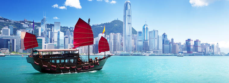 Top Hong Kong Cruises, Sailing & Water Tours