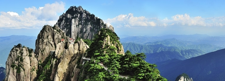 Huangshan Outdoor Activities