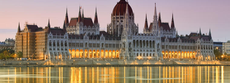 Hungary Cruises, Sailing & Water Tours