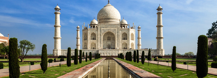 India Self-guided Tours & Rentals