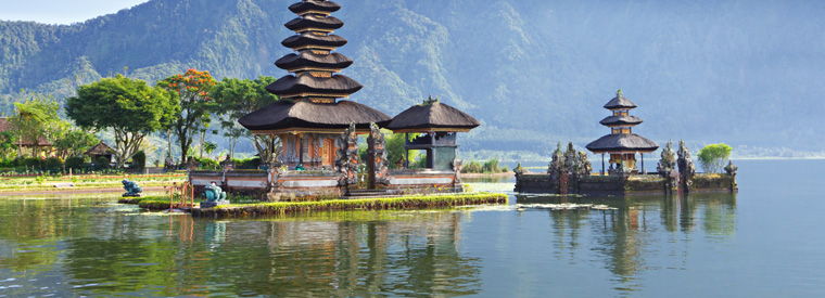 Top Indonesia Walking & Biking Tours