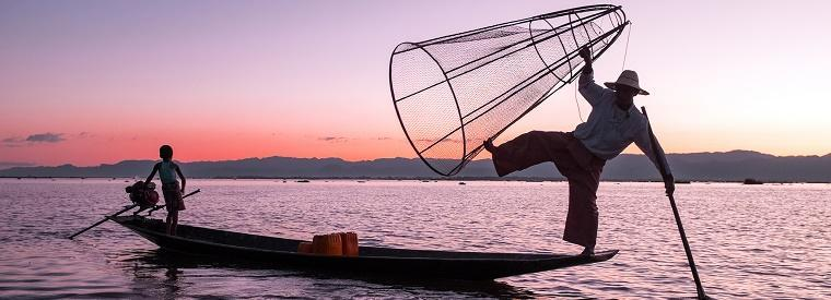 Top Inle Lake Day Cruises