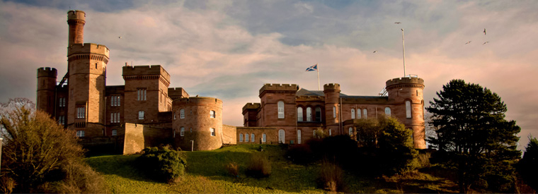 Top Inverness Self-guided Tours & Rentals