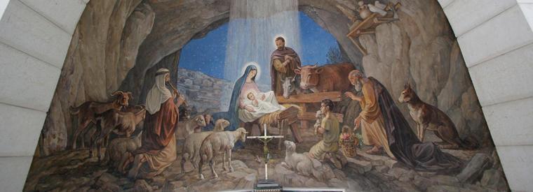 Israel Christmas