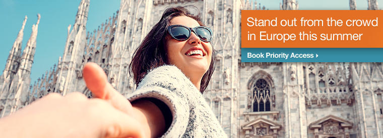 Italy Shore Excursions