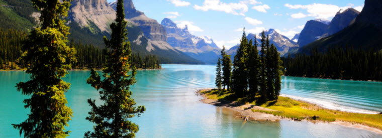 Jasper Cruises, Sailing & Water Tours