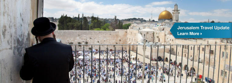 Jerusalem Tours & Sightseeing