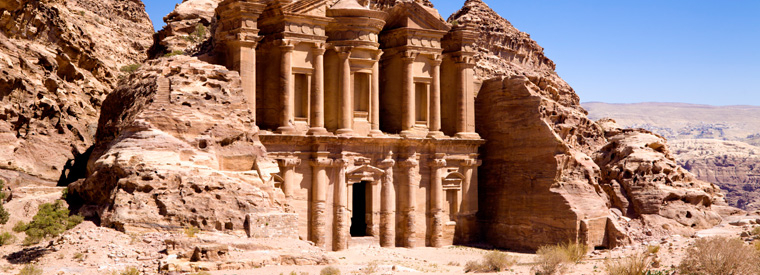 Jordan Multi-day & Extended Tours