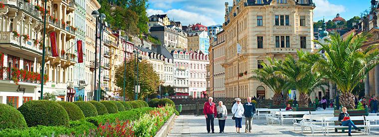 Top Karlovy Vary Transfers & Ground Transport