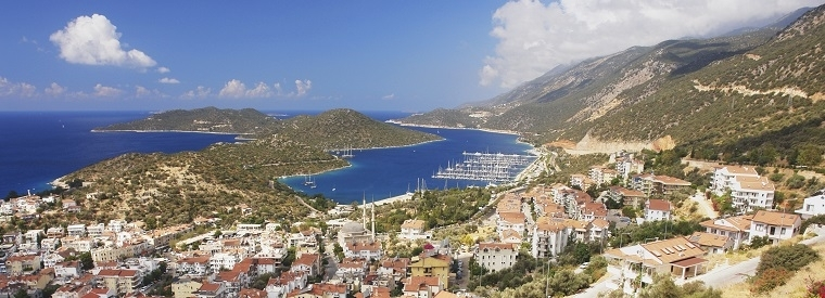 Top Kas Private Sightseeing Tours