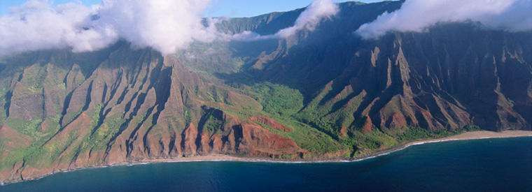 Kauai Air, Helicopter & Balloon Tours
