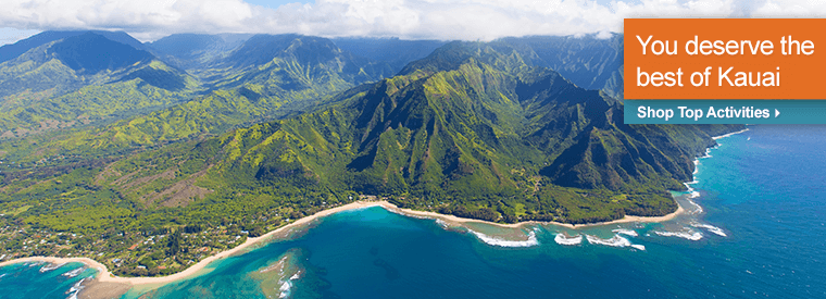 Top Kauai Shore Excursions