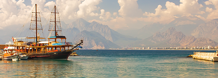 Top Kemer Overnight Tours