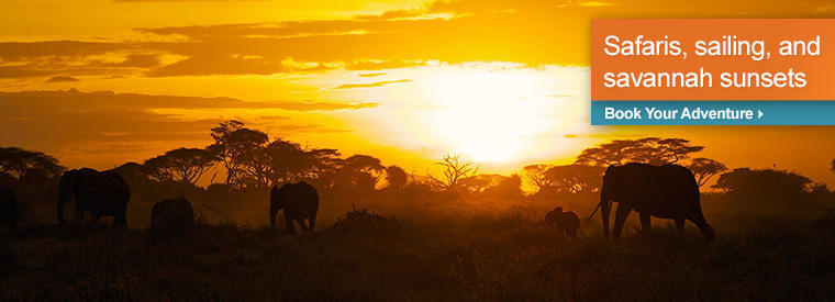 Top Kenya Walking & Biking Tours