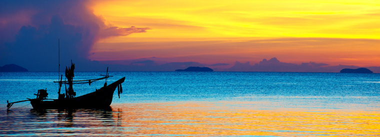 Koh Samui Cruises, Sailing & Water Tours