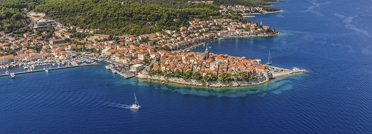 Top Korcula Cruises, Sailing & Water Tours
