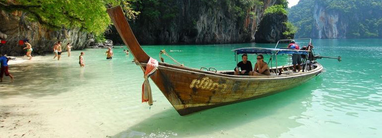Krabi 4WD, ATV & Off-Road Tours