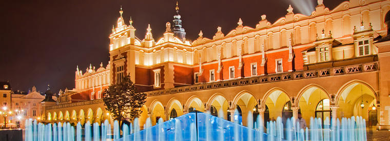 Krakow Dinner Packages