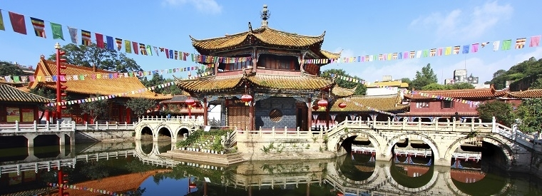 Top Kunming Walking & Biking Tours