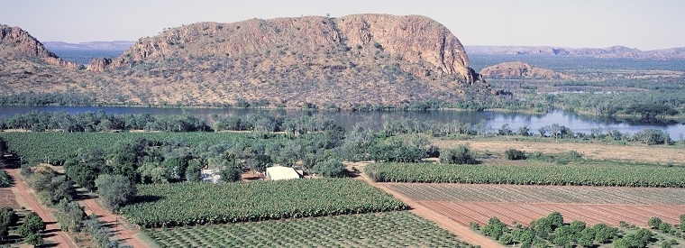 Kununurra Air, Helicopter & Balloon Tours