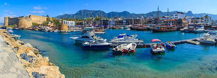 Top Kyrenia Cruises, Sailing & Water Tours