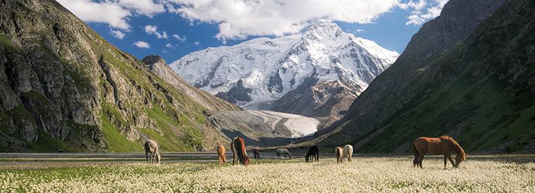 Top Kyrgyzstan 4WD, ATV & Off-Road Tours