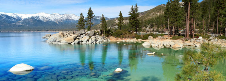 Top Lake Tahoe Self-guided Tours & Rentals