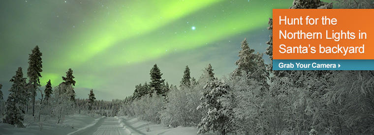 Lapland Attraction Tickets