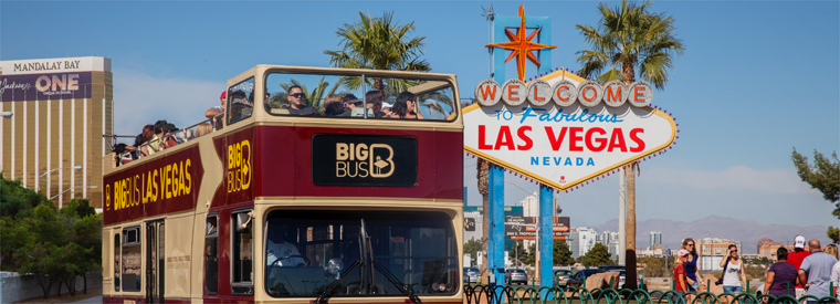 Las Vegas Hop-on Hop-off Tours