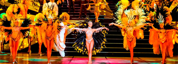 Las Vegas Adults-only Shows