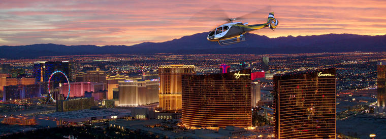 Top Las Vegas Helicopter Tours