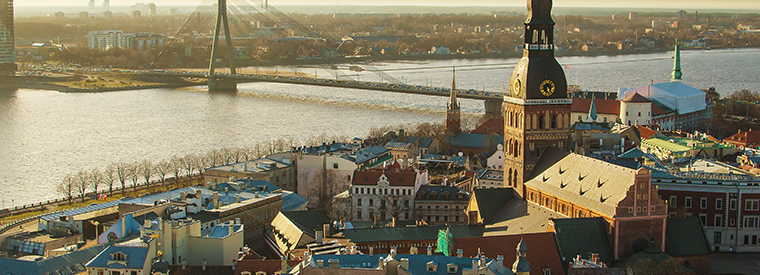 Top Latvia City Tours
