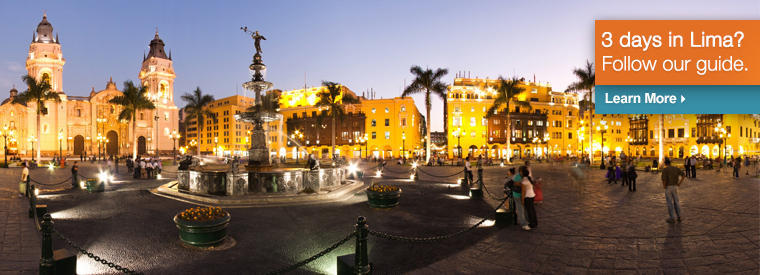 Lima Tours, Tickets, Excursions & Things To Do
