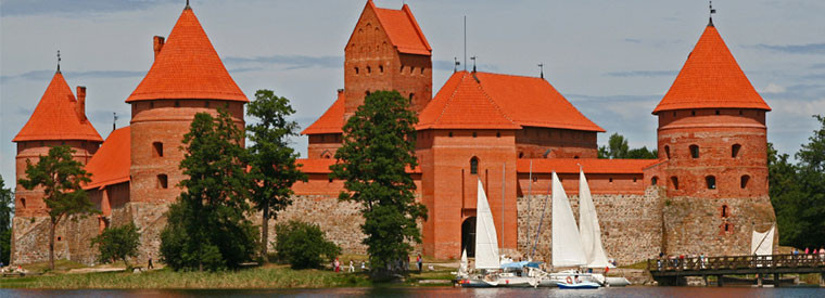 Top Lithuania Walking & Biking Tours