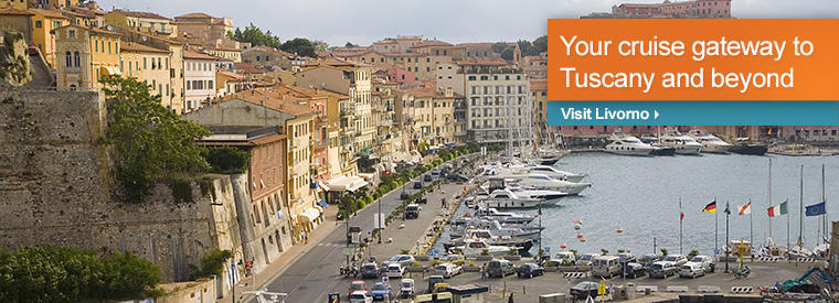 Top Livorno Walking & Biking Tours
