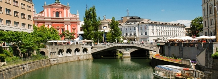 Ljubljana Walking & Biking Tours