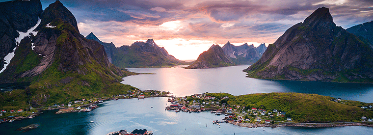 Top Lofoten Hiking & Camping