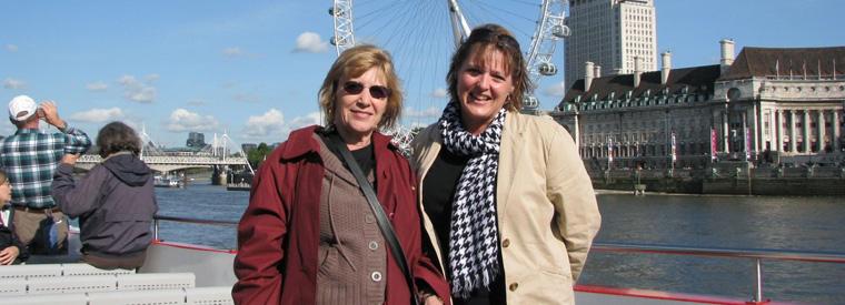 London Lunch Cruises