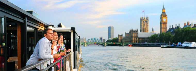 Top London Cruises, Sailing & Water Tours