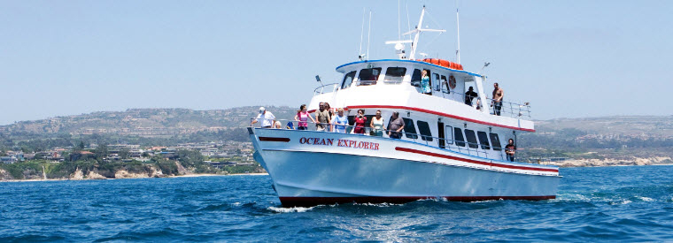 Los Angeles Cruises, Sailing & Water Tours